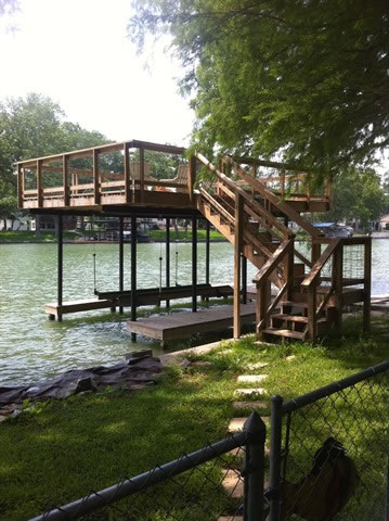 Custom Deck Builder Seguin Texas