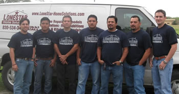 Lonestar Home Solutions Team