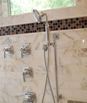 Tile and Stone Shower Builder
