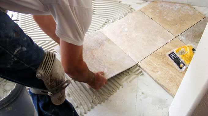 Tile Flooring In Your Kitchen